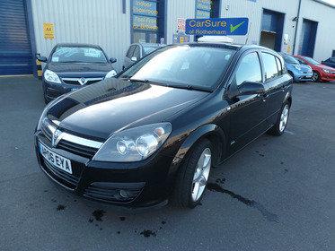 Vauxhall Astra 1.9CDTI  SRI 88KW