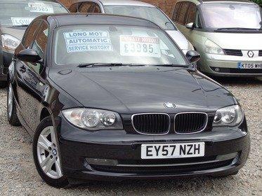 BMW 1 SERIES 118i SE AUTO
