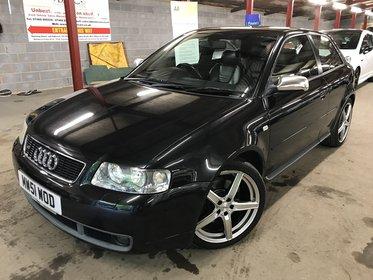 Audi S3 1.8T Quattro
