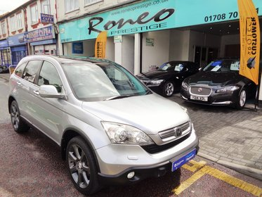 Honda CR-V VTEC EX ONLY 59,000, ULEZ EXEMPT, AUTO, EXCELLENT CONDITION!