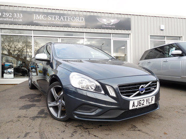 Volvo V60 1.6 D2  R-DESIGN 115PS LOW RATE FINANCE AT 6.9% APR Representative