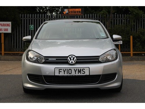 Volkswagen Golf TDi 1.6 TDI BLUEMOTION 105PS  New Clutch & Flywheel+F.S.H+2 Keys