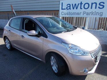 Peugeot 208 Active 1.4 HDi 70