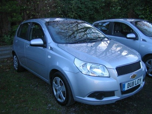 Chevrolet Aveo 1.2 LS 1 OWNER 5 SERVICE STAMPS, www.dunstablecarcentre.co.uk 3 x IN STOCK