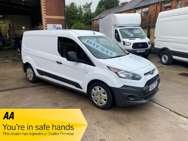 Ford Connect 1.5 TDCi 210 LWB 75ps