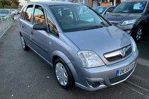 Vauxhall Meriva LIFE 16V TWINPORT
