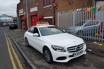 Mercedes C Class C220d SE Executive auto 1 OWNER FROM NEW
