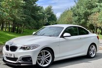 BMW 2 SERIES 220d M Sport ULEZ COMPLIANT Automatic 2.0 Diesel Coupe