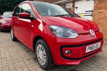 Volkswagen Up MOVE UP AUTOMATIC, CLEAN WELL LOOKED AFTER CAR!