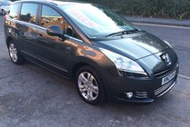 Peugeot 5008 E-HDI ACTIVE BUY NO DEP & £36 A WEEK T&C 7 SEATER AUTO DIESEL
