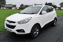 Hyundai IX35 1.6 Petrol GDi S