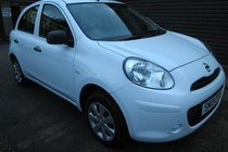 Nissan Micra Visia 1.2 12v CVT - CAR NOW SOLD -