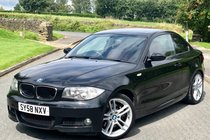 BMW 1 SERIES 123d M SPORT - 2.0 TWIN TURBO DIESEL