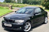 BMW 1 SERIES 123d M SPORT - 2.0 TWIN TURBO DIESEL