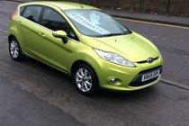 Ford Fiesta Zetec 1.4 BUY NO DEP @ £31 A WEEK T&C APPLY
