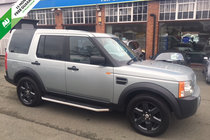 Land Rover Discovery TDV6 GS 7 Seat