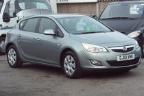 Vauxhall Astra EXCLUSIV 1.4 VVTi 65,000 MILES SERVICE HISTORY