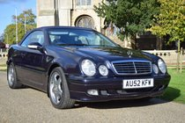 Mercedes CLK 2003 CLK 230 KOMPRESSOR AVANTGARDE 35 k low Warranted Miles