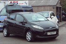Ford Fiesta 1.25 EDGE LOW INSURANCE GROUP IDEAL FIRST CAR