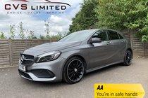 Mercedes A Class 1.6 A180 AMG Line (Premium) (s/s) 5dr