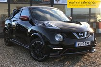 Nissan Juke NISMO RS DIG-T