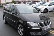Volkswagen Touran SPORT TDI 140