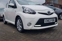 Toyota AYGO 1.0 VVT-i Mode 3drLOW MILEAGE, 1 FORMER KEEPER