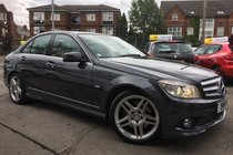 Mercedes C Class C350 CDI BLUEEFFICIENCY SPORT