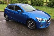 Mazda 2 SPORT NAV FULL MAZDA SERVICE HISTORY SAT NAV AIR CON