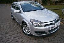Vauxhall Astra Design 1.8i 16v Auto