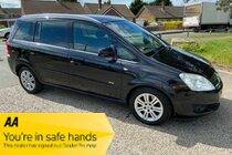 Vauxhall Zafira DESIGN CDTI - FULL MOT - FULL SERVICE HISTORY - 88,000 MILES