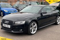 Audi A5 1.8 TFSI Black Edition Multitronic 2dr