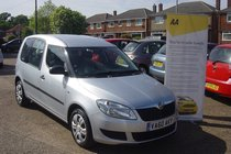 Skoda Roomster S 1.2 TSI 105PS DSG