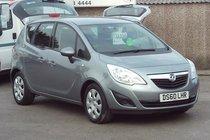 Vauxhall Meriva EXCLUSIV 1.4 TURBO 77,000 MILES SERVICE HISTORY
