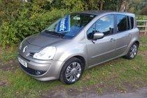 Renault Modus GRAND DYNAMIQUE VVT