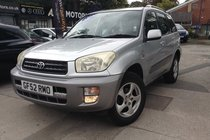 Toyota RAV4 VVTI GX WINTER READY FOR LITTLE MONEY!!!
