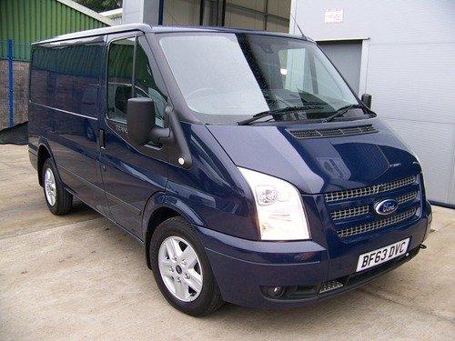 Ford Transit 280 Limited LR