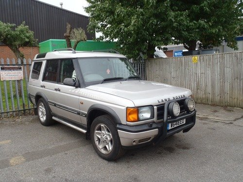 Land Rover Discovery ES TD5 5 SEAT NEEDS A REPLACEMENT ENGINE