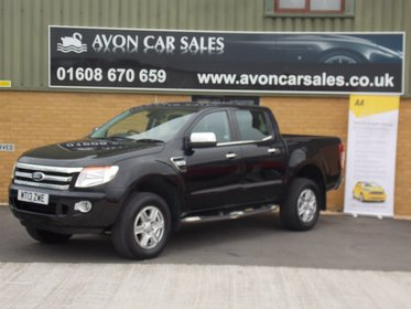 Ford Ranger 2.2TDCI 4X4 AUTO D/CAB LIMITED 150PS