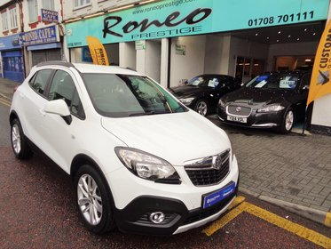 Vauxhall Mokka EXCLUSIVE, AUTOMATIC, 1.4 PETROL, ONLY 19000 MILES !