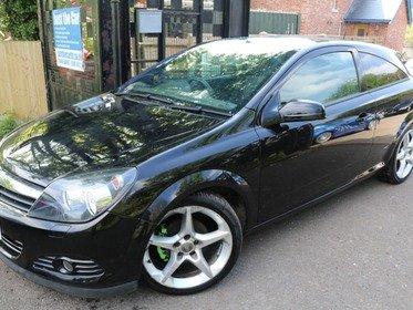 Vauxhall Astra 1.8I 16V GTC