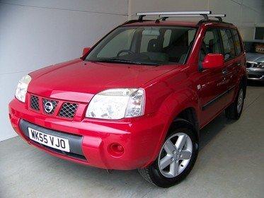 Nissan X-Trail 2.0 16V SE