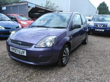 Ford Fiesta 1.25 Style Climate 3dr*HPI CLEAR*RECENT SERVICE*2 FORMER KEEPER*2 KEYS*MOT DUE 07/07/2018*FREE 6 MONTHS WARRANTY