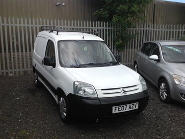 Citroen Berlingo HDI 600 ENTERPRISE SWB H/C CDV