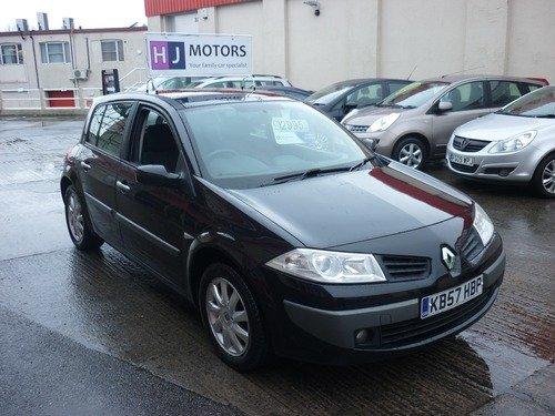 Renault Megane 1.6 16V DYNAMIQUE AUTO EU4