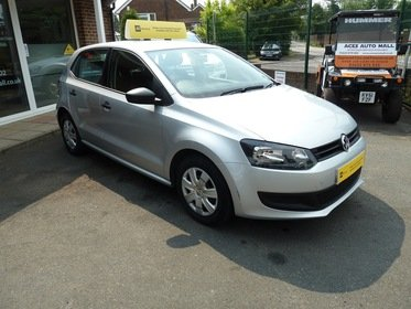 Volkswagen Polo 1.2 S 60PS