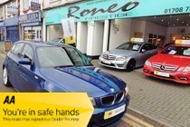 BMW 1 SERIES 120d M SPORT AUTOMATIC, FULL LEATHER, FULL SERVICE HISTORY, NEW MOT