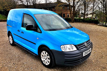 Volkswagen Caddy C20 PLUS SDI #FinanceAVailable #NOVAT