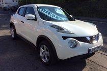 Nissan Juke Visia 1.5 dCi BUY NO DEP & £46 A WEEK T&C