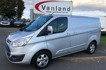 Ford Transit 290 LIMITED LR 123 BHP